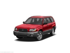 Used 2005 Subaru Forester 2.5XT SUV in Commerce Township