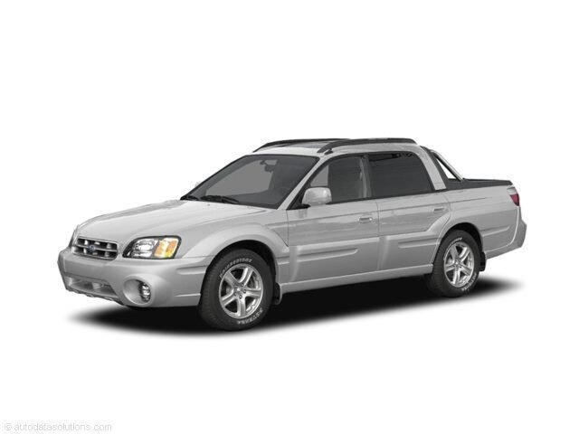 Used 2005 Subaru Baja For Sale at Frederick Ford Inc  | VIN