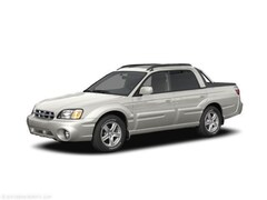 Used 2005 Subaru Baja TURBO SUV in North Smithfield near Providence