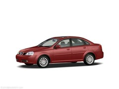 Used 2005 Suzuki Forenza S Sedan for sale in Decatur, IL