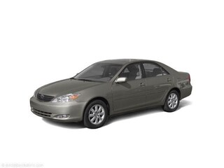 2005 Toyota Camry XLE V6 Leather Moonroof Sedan