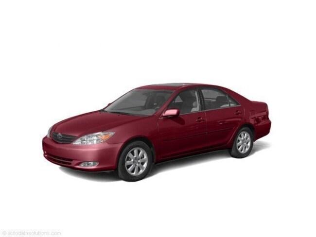 2005 Toyota Camry XLE Car