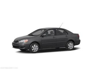 Used 2005 Toyota Corolla Sedan Irving, TX