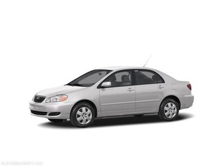 2005 Toyota Corolla LE Germain Value Vehicle Sedan