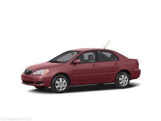 2005 Toyota Corolla CE Sedan