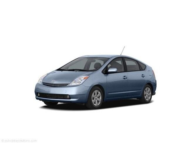 2005 Toyota Prius Base Sedan