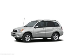 Chicago Used 2005 Toyota RAV4 All-wheel Drive P4226 dealer - inventory