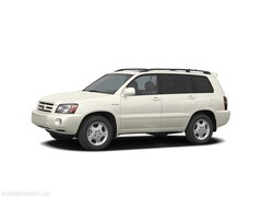 Used Cars  2005 Toyota Highlander V6 w/3rd Row SUV For Sale in Twin Falls ID