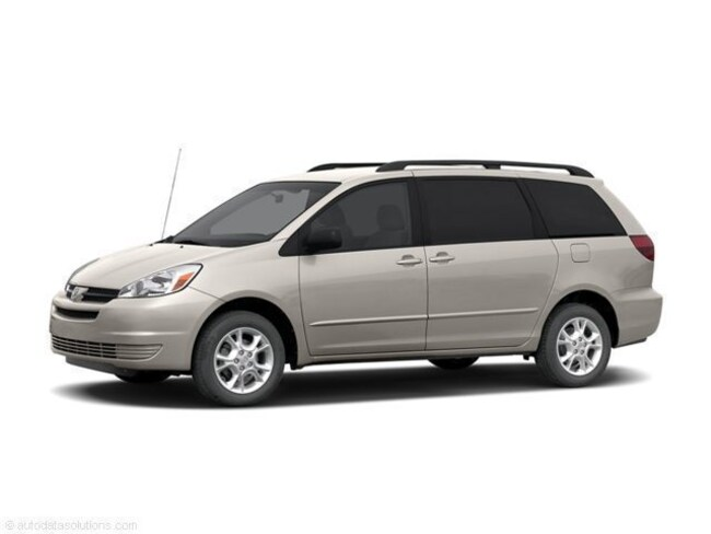 Used 2005 Toyota Sienna LE Minivan/Van for sale in Layton, UT at Young Buick GMC