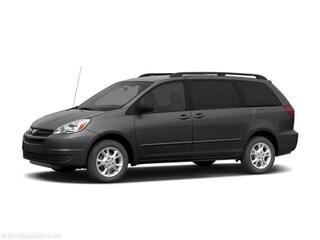 2005 Toyota Sienna LE Minivan/Van
