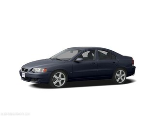 Pre-Owned 2005 Volvo S60 2.5T A Sedan YV1RS592452476194 Raleigh NC