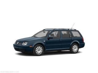 2005 Volkswagen Jetta GLS TDI Wagon