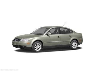 2005 Volkswagen Passat GLS 1.8T Sedan