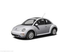 2005 Volkswagen Beetle GLS Hatchback