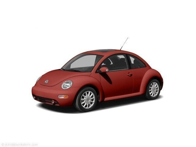 2005 Volkswagen New Beetle GLS Hatchback