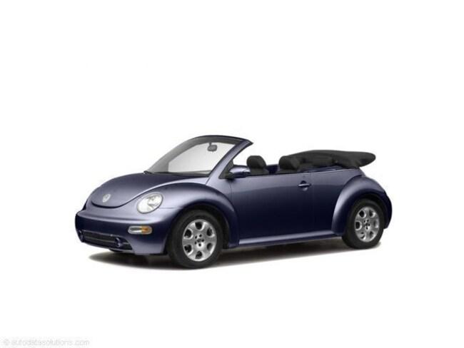 2005 Volkswagen New Beetle GL Convertible