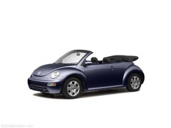 2005 Volkswagen New Beetle GLS Convertible