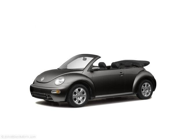 2005 Volkswagen New Beetle GLS Convertible Convertible