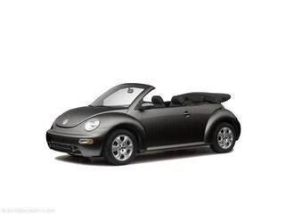 2005 Volkswagen New Beetle GLS Convertible Santa Fe, NM
