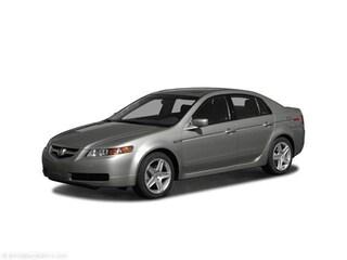 2006 Acura TL Base Sedan