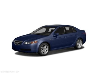 2006 Acura TL Base w/Nav System Sedan
