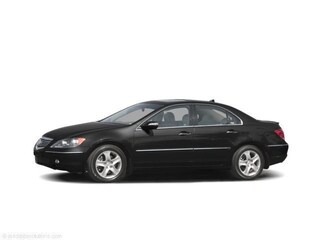Used 2006 Acura RL AT w/Tech Pkg Sedan JH4KB16576C006654 for sale in Lake Elmo, MN