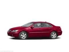 Used 2006 Acura RL 3.5 w/CMBS/PAX Sedan in Pittsburgh
