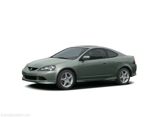 2006 Acura RSX 2dr Cpe AT Coupe