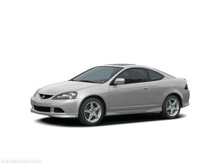 2006 Acura RSX 2dr Cpe AT Leather Coupe