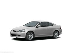 2006 Acura RSX Base w/Leather Coupe