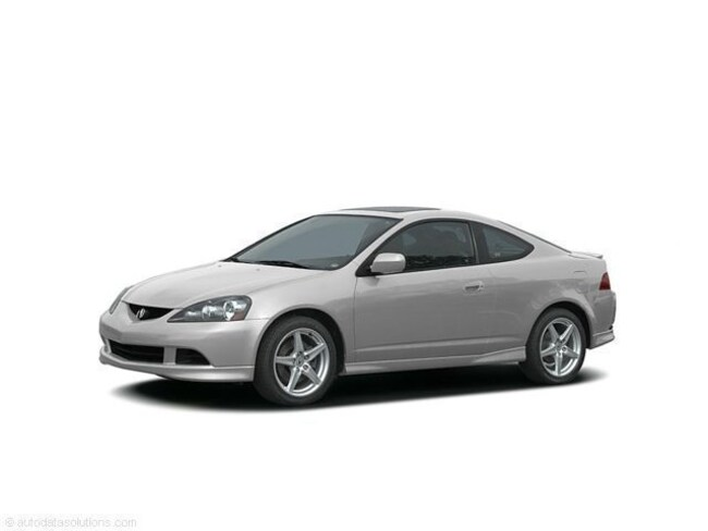 Used 2006 Acura RSX Base W Leather Coupe For Sale Pompano Beach