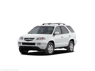 Pre-Owned 2006 Acura MDX 3.5L SUV 2HNYD18256H501256 For Sale in Macon, GA