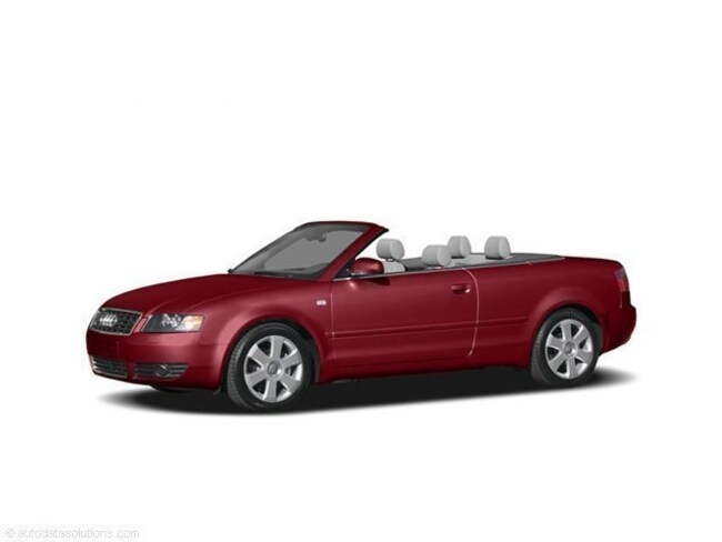 Used vehicle 2006 Audi A4 3.0L Cabriolet 3.0L quattro Auto for sale near you in Grand Junction, CO