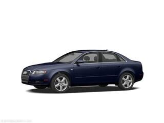 2006 Audi A4 2.0T Quattro Sedan