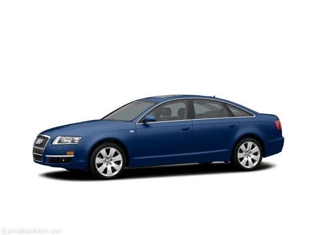 2006 Audi A6 3.2 Sedan