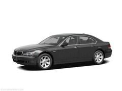Discounted bargain used vehicles 2006 BMW 750i Sedan for sale near you in Stafford, VA