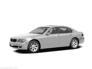 Used 2006 BMW 750Li Sedan