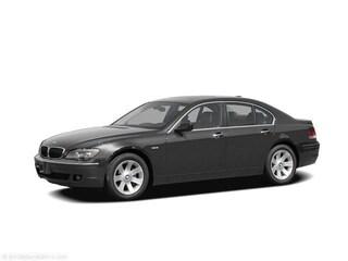 2006 BMW 750Li Sedan