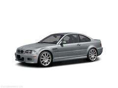 2006 BMW 3 Series M3 2dr Cpe Car