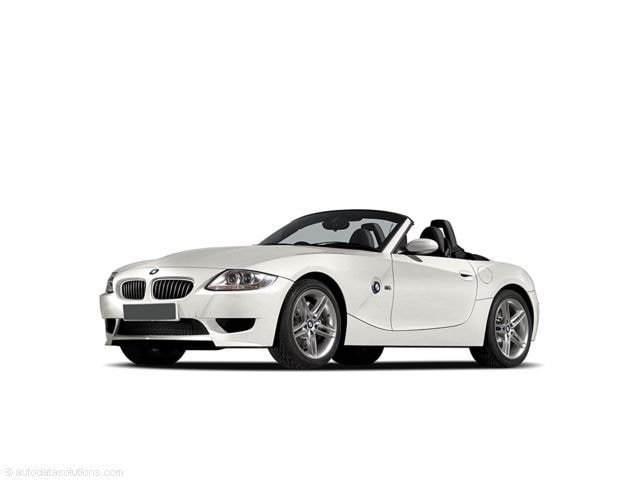 2006 BMW Z4 M Leather Convertible