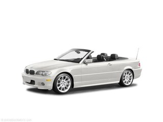 Used 2006 BMW 325Ci Convertible in Chattanooga