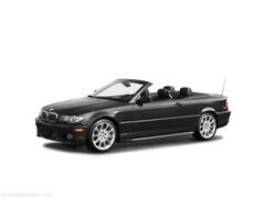 2006 BMW 3 Series 325Ci Convertible