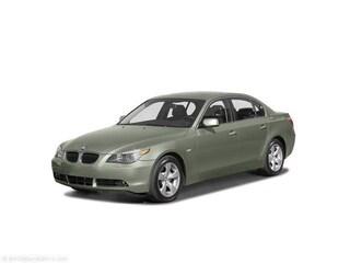 2006 BMW 5 Series 525xi Moonroof, Heated Seats, STEPTRONIC Sedan