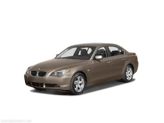 Used 2006 BMW 525xi Sedan Danbury, CT