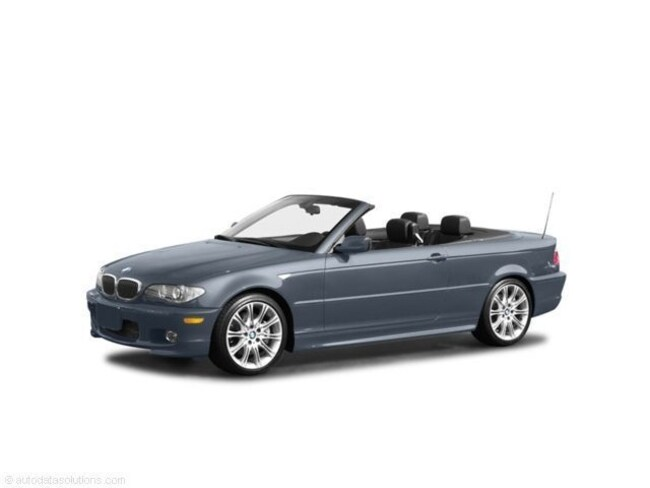 2006 BMW 330Ci Ci Convertible