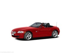 2006 BMW Z4 Z4 2dr Roadster 3.0i Convertible