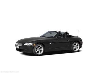 2006 BMW Z4 Z4 2dr Roadster 3.0si Convertible