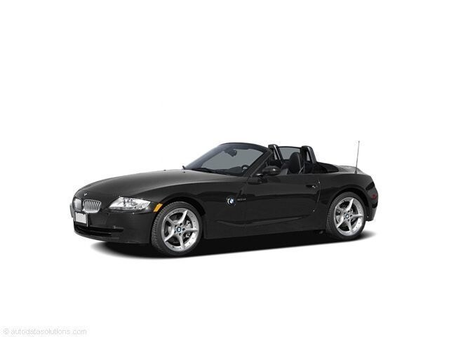 2006 BMW Z4 3.0si Convertible