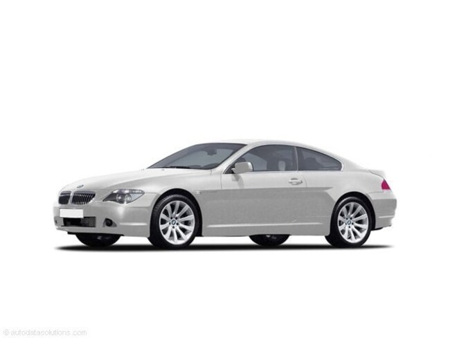 2006 BMW 6 Series 650i Coupe