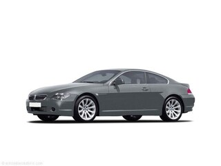 2006 BMW 6 Series 650Ci Coupe